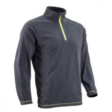 Pull polaire gris anthracite MYOGA COVERGUARD