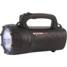 Projecteur rechargeable LED 1W 90 lm - Doctor Light - IR551LED