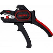 Pince à dénuder automatique de 0,2 à 6mm² - 12 62 180 - Knipex