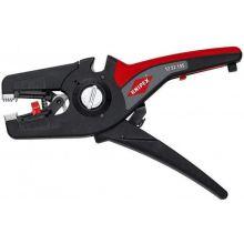 Pince à dénuder automatique Précistrip16 de 0,08 à 16mm² - 12 52 195 SB - Knipex