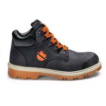 Chaussures de sécurité noires DIKE DINT S3 HRO SRC