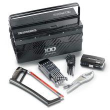 Boîte à outils métallique 5 cases, Edition Spéciale Facom BT.11A191IM